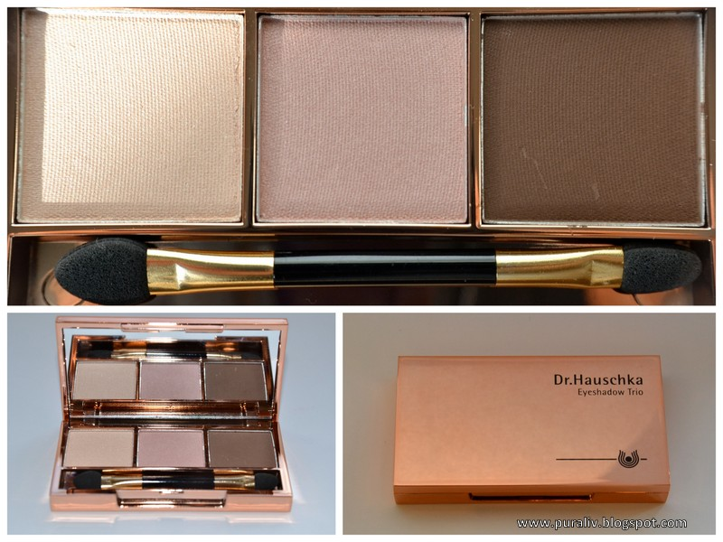 Dr.hauscka Eyeshadow Trio
