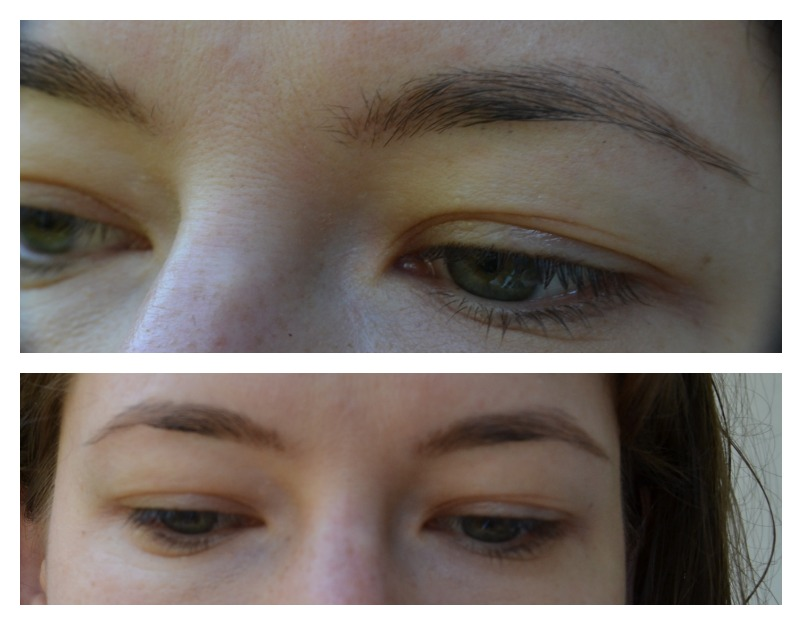 zuii eyebrow tragefotos