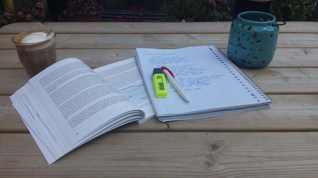 Viel gelernt – auch am Wochenende