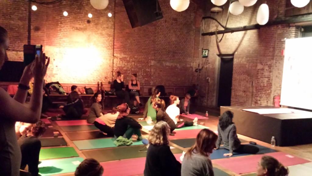 Yogaevent von Lululemon – kennt ihr diese tolle feel-good Marke aus Kanada?