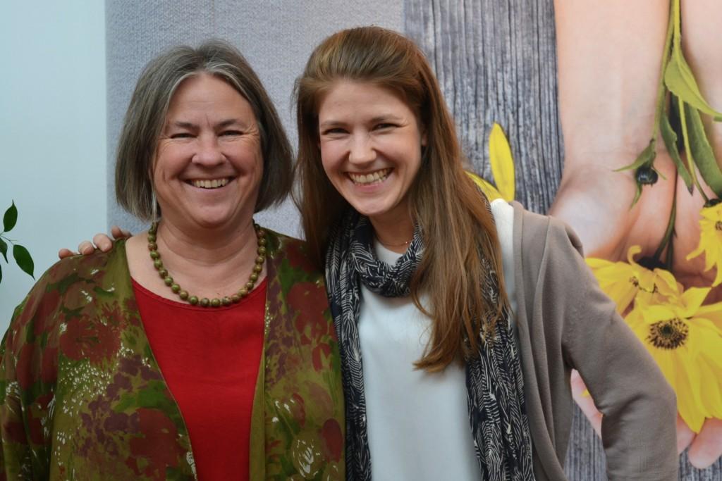 Ich durfte endlich Martina Gebhardt persönlich treffen. Und ich sage Euch: was für eine Powerfrau. Sie hat Ideen und Visionen, und zwar viele und setzt diese auch noch in die Tat um. WOW! Von Martina Gebhardt wird uns noch so einiges erwarten.