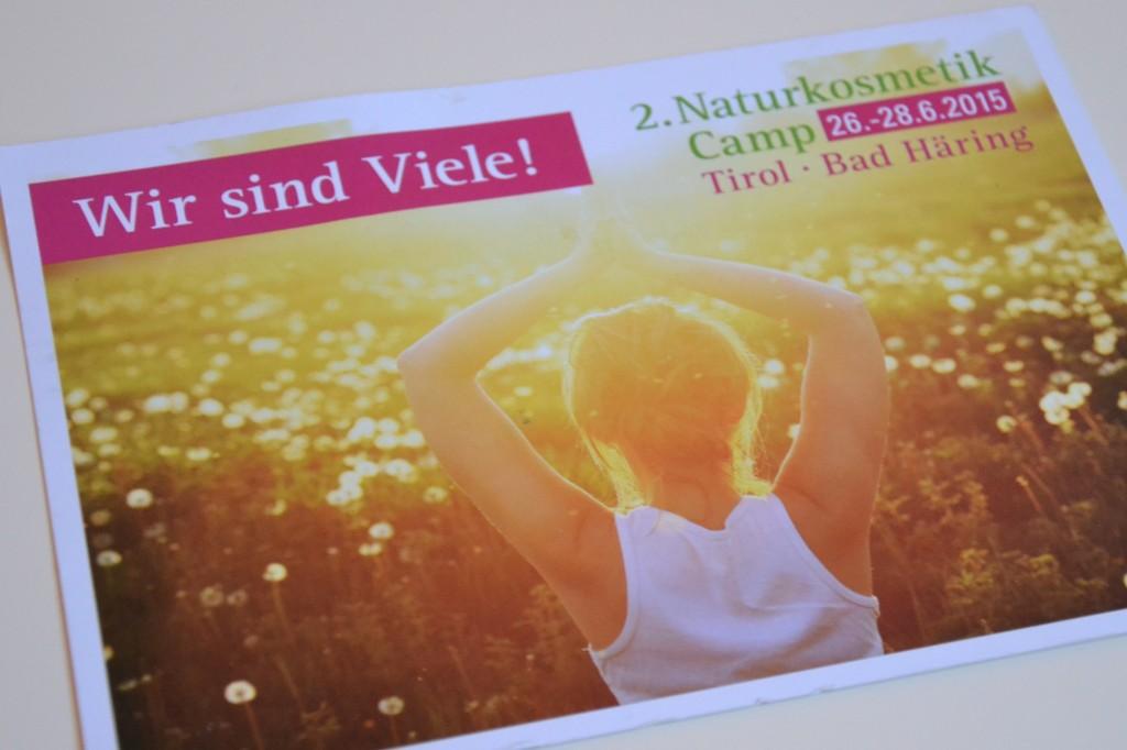 Naturkosmetik Camp