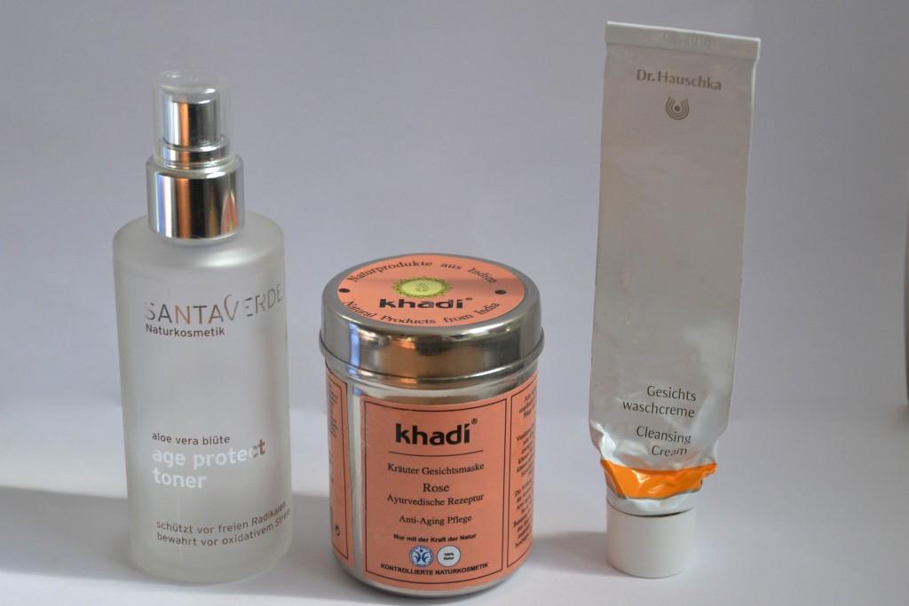 Kosmetik Khadi, Hauschka, Santaverde
