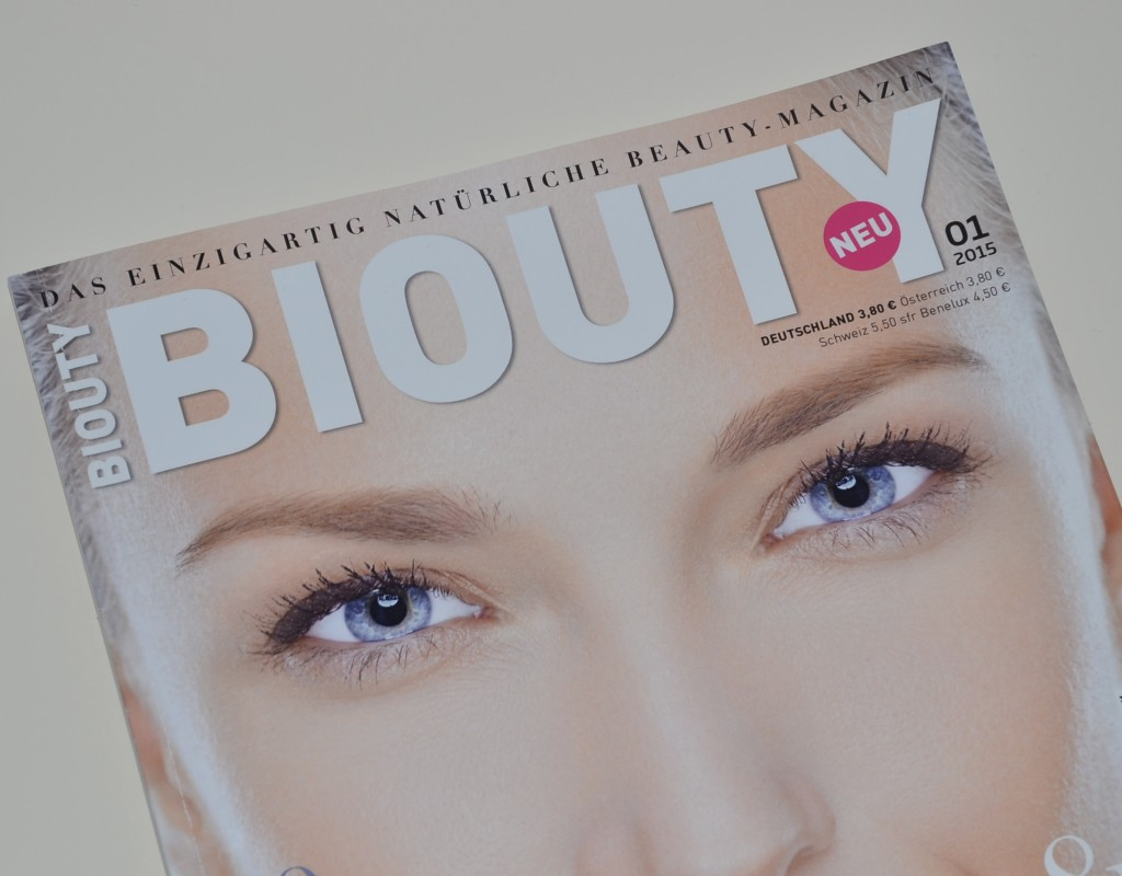 Biouty Naturkosmetik Zeitschrift