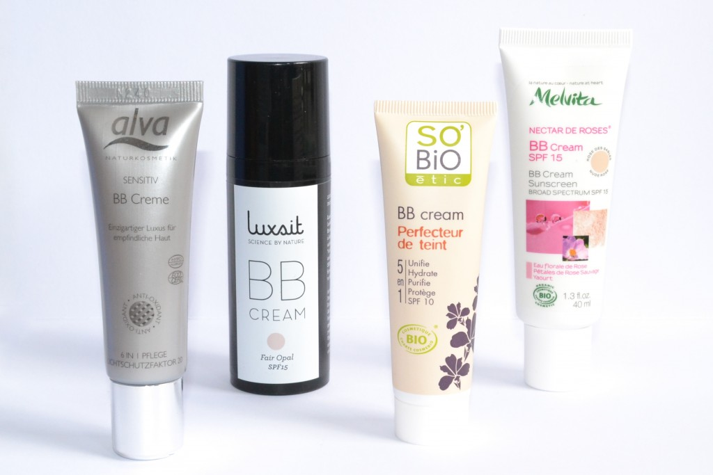 BB creams Naturkosmetik