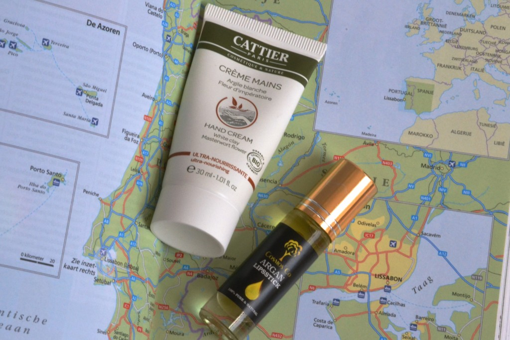 Arganöl und handcreme naturkosmetik