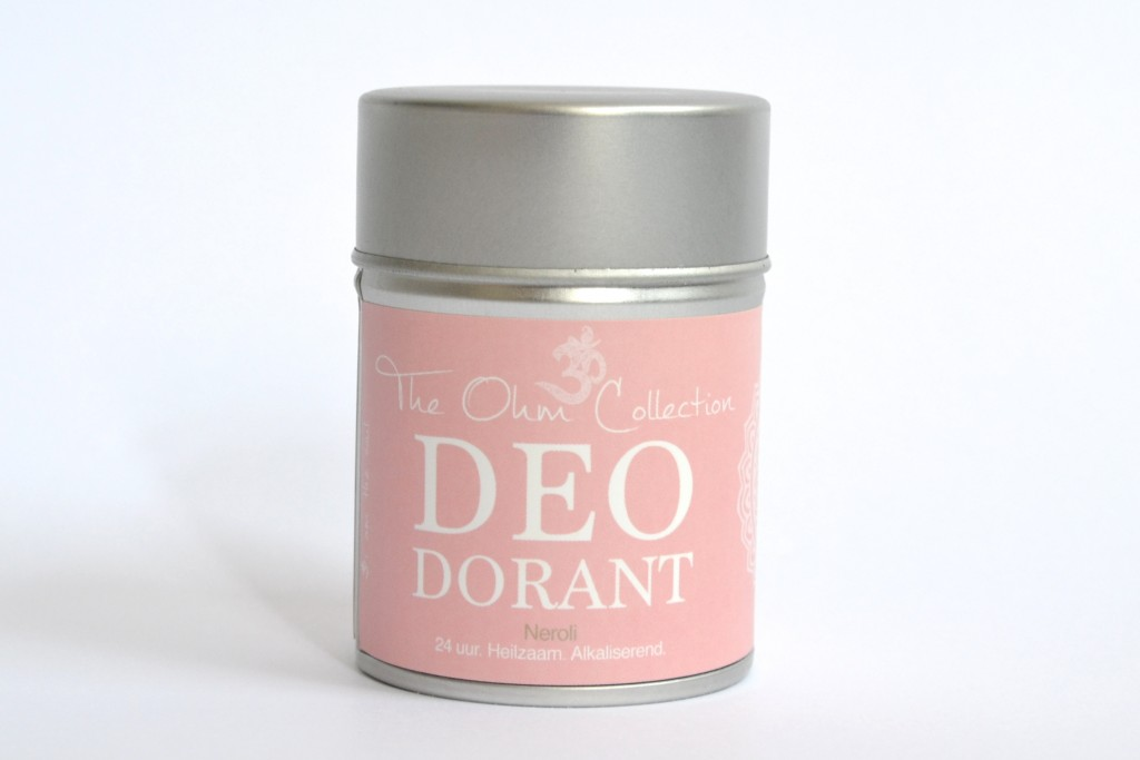 the ohm collection Deo Dorant Neroli - 2