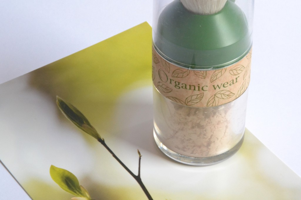 organic wear powder - 2