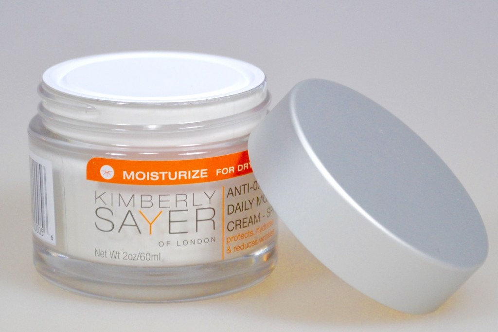 Kimberly Sayer Moisturizer SPF