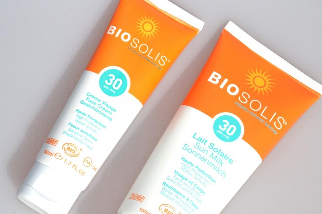 Biosolis Sonnenschutz  - 3