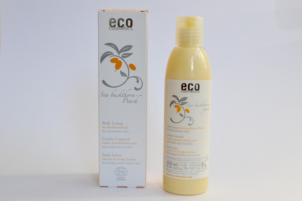 EcoCosmetics reizfreie Bodylotion