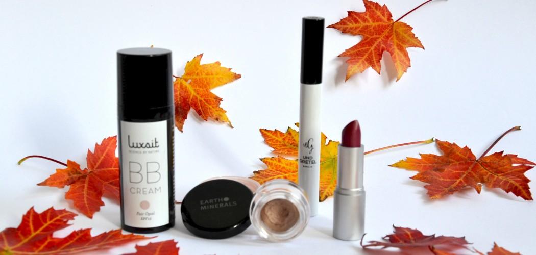 Herbstliebe Make-up