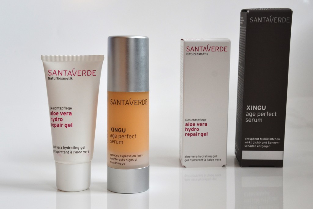 Santaverde Serum Repair XINGU