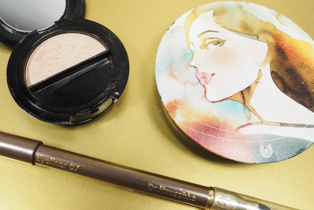 Dr.Hauscka Dekorative Kosmetik - Bronzer Lidschatten und Kajal