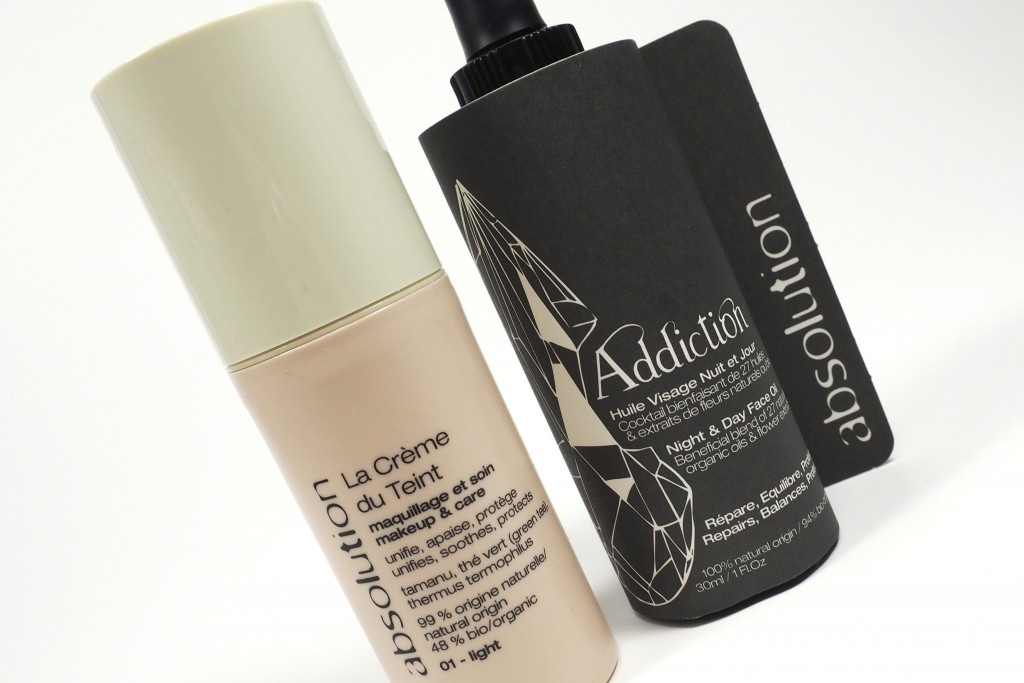 Absolution  Foundation and Oil  Review 1