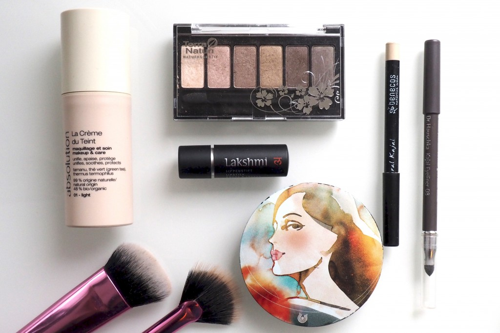 Make-up Look Summer Glow