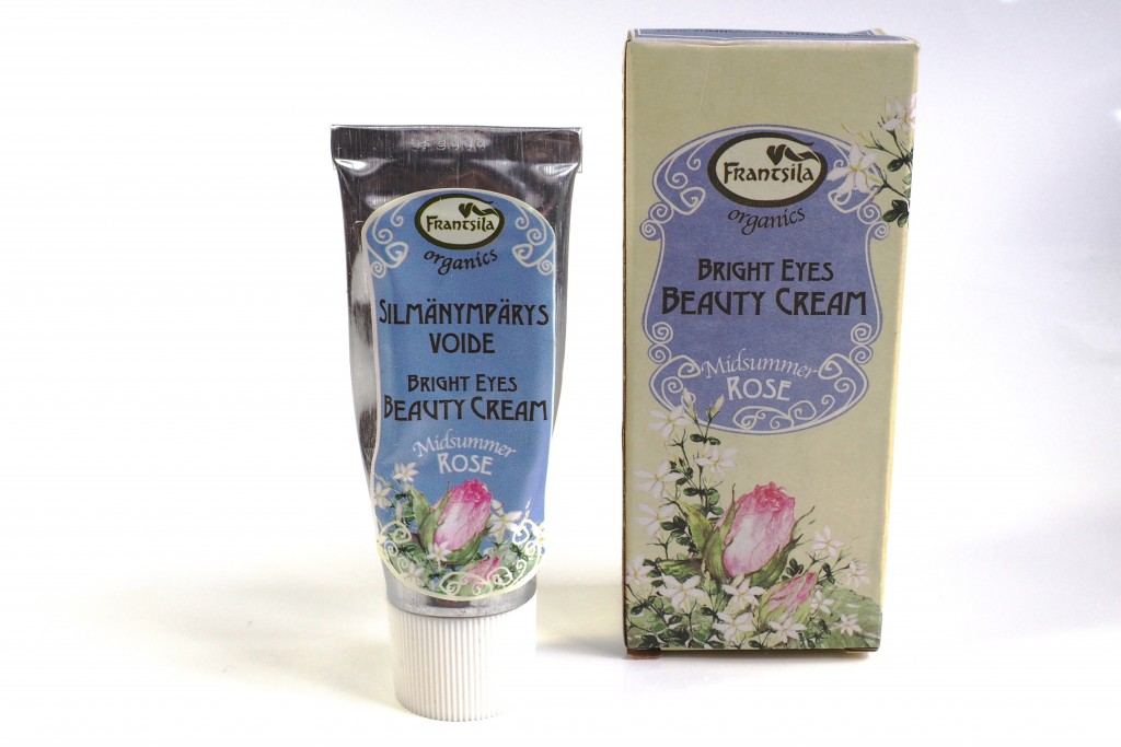Frantsila Bright Eyes Beauty Cream Midsummer Rose