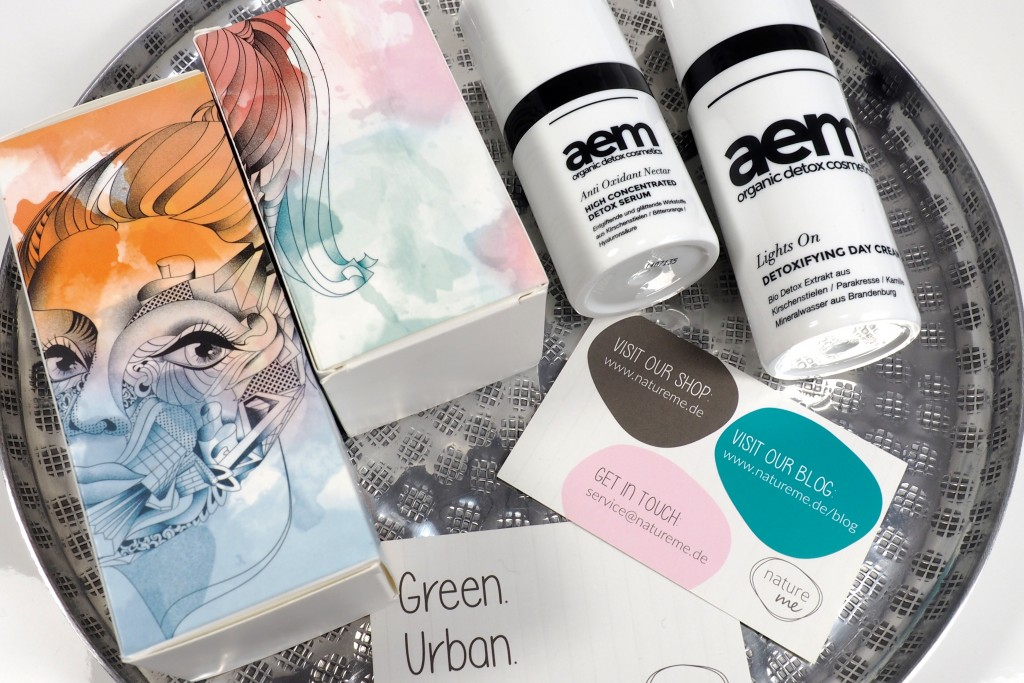Aem organic detox cosmetics - Review -3
