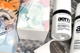 Aem organic detox cosmetics - Gewinnspiel -2