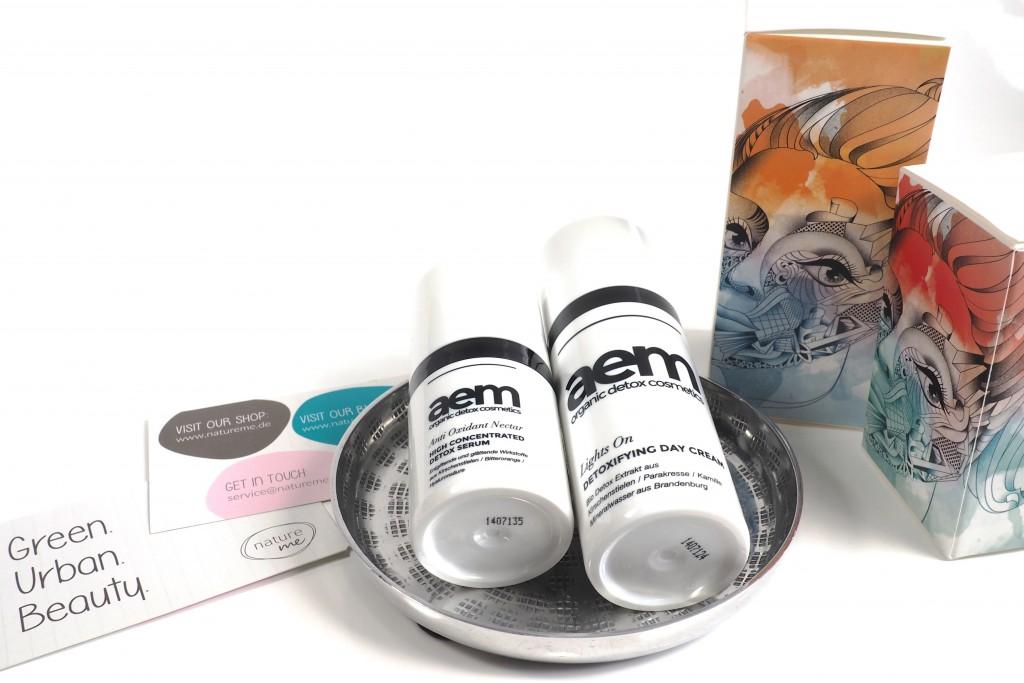 Aem organic detox cosmetics - Gewinnspiel -1