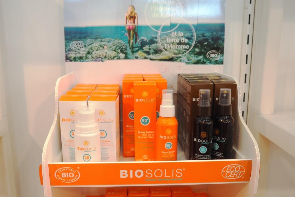 Biosolis Sonnencreme mineralisch