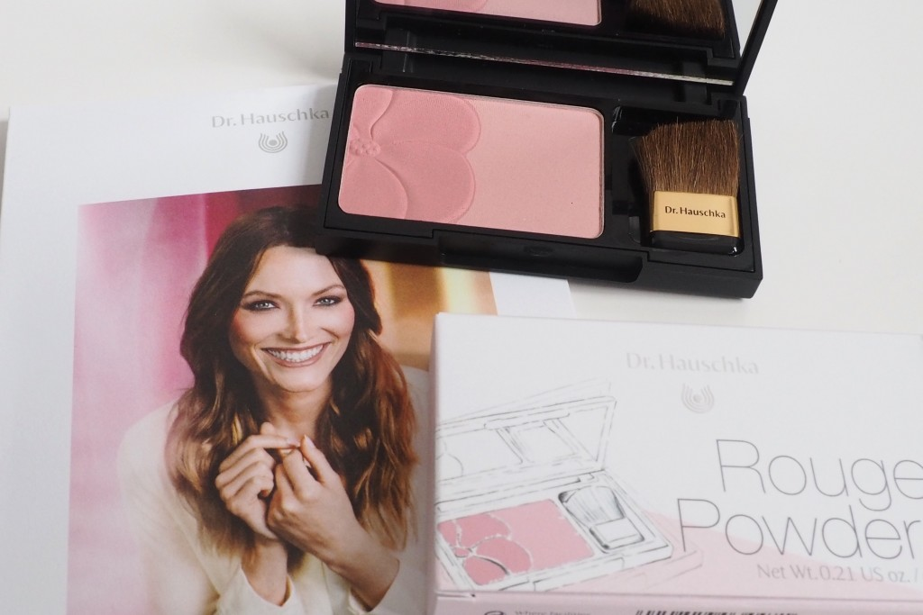 Duo Powder Blush Comeback dr.Hauschka