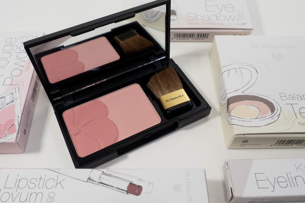 Duo Powder Blush Comeback dr.Hauschka -2