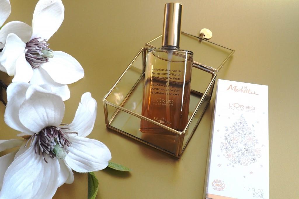 Melvita L'Or Bio Parfüm-5
