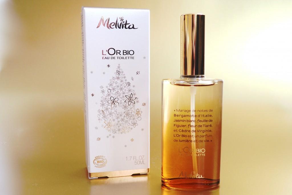 Melvita L'Or Bio Parfüm-1