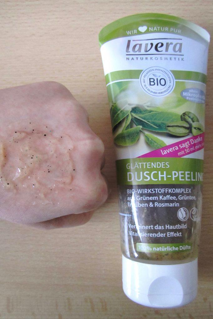 Lavera Peeling Naturkosmetik