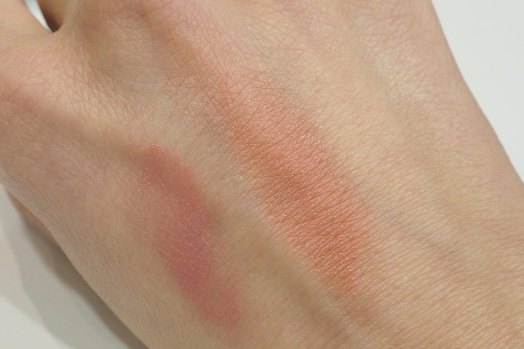 Couleur Caramel Zanzibar Palace - Swatches Cream Blush