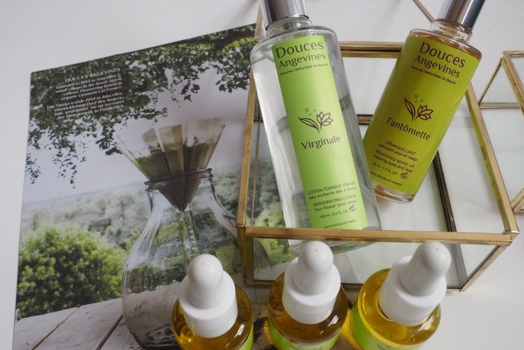 Douces Angevines Skincare Review