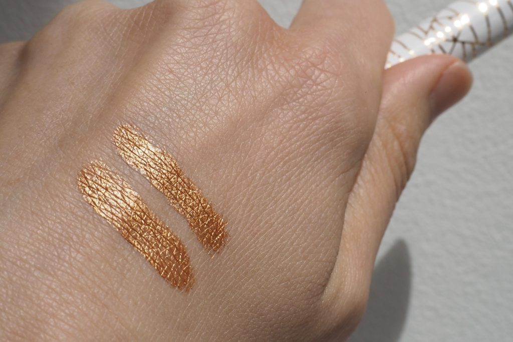 Couleur Caramel Liquid Eyeshadow 181 Gold Nugget