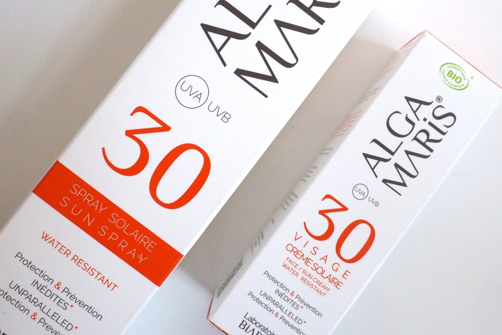 Alga Maris mineral Sunprotection SPF 30