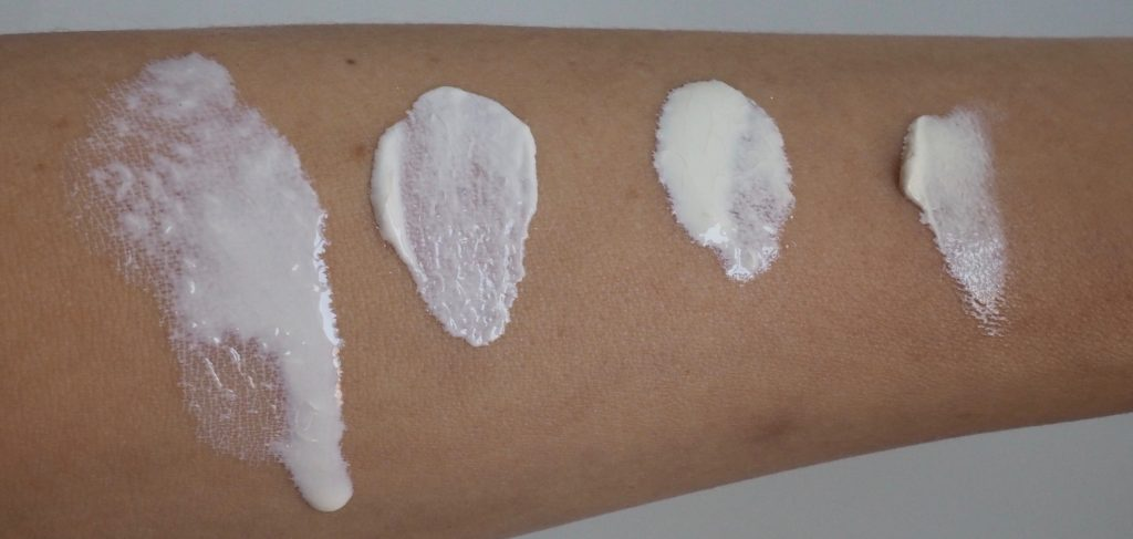 swatches mineral Sunscreen SPF 30