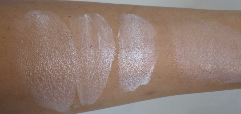 swatches mineral Sunscreen SPF 30 - 2