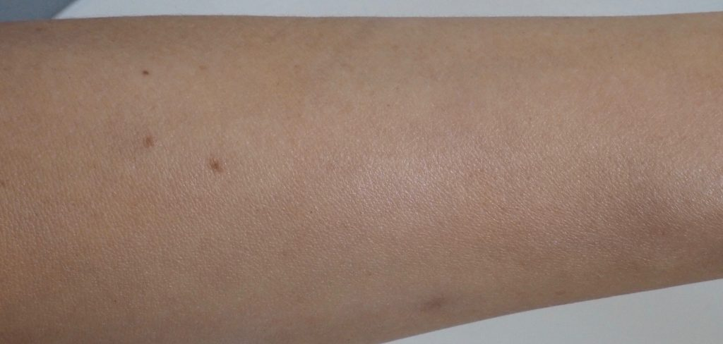 swatches mineral Sunscreen SPF 30 - 3