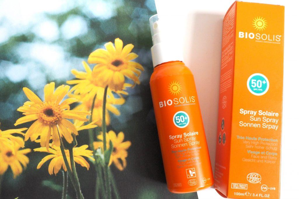 Biosolis Sonnen Spray 50 - Sonnenschutz - 4