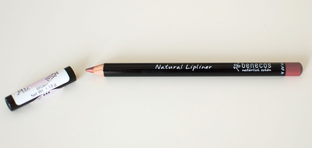 Low Budget top 5 Naturkosmetik - Benecos Lipliner Brown