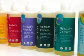 Sonett Handseife - Naturkosmetik - Review