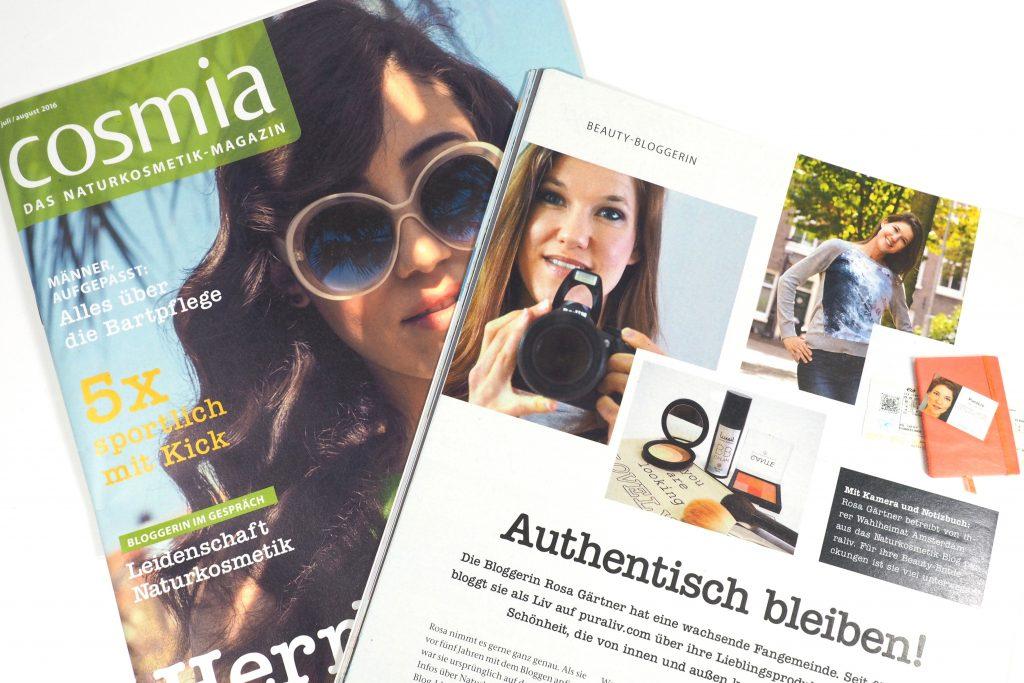 Naturkosmetik Lesestoff online und print