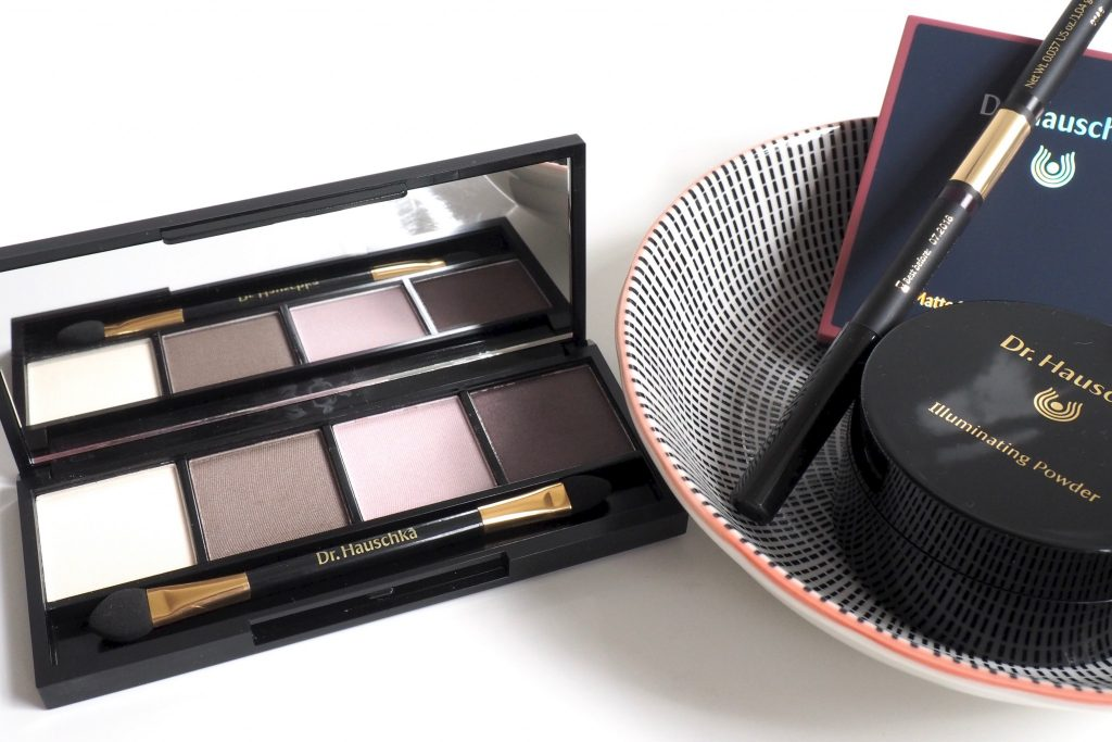 Dr.hauschka Welcome Back - Lidschatten Palette 02 - Review
