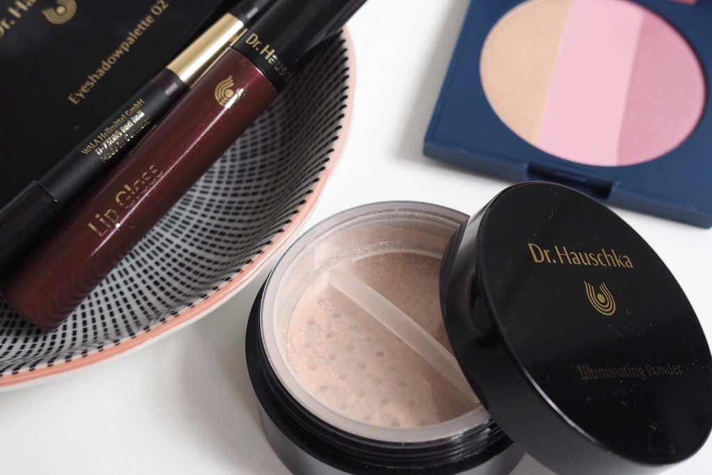 Dr.hauschka Welcome Back Le - Illuminating powder Review - Swatches und Kaufempfehlung