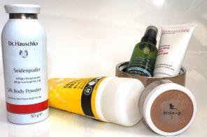 Top 5 Naturkosmetik Produkte <br /> für tropische Sommertage und Herbstwetter gleichermaßen