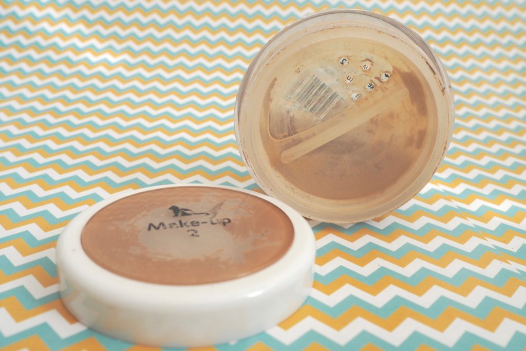 Lieblings Mineral Foundation - Review
