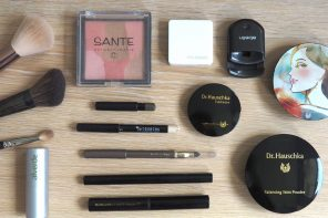 What&#8217;s in my Make-up Bag <br /> bewährte Produkte von budget bis high-end