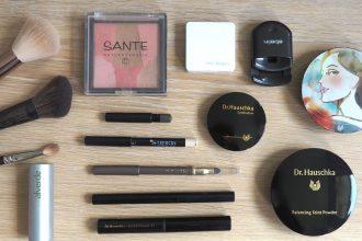 Naturkosmetik Make-up Bag - 8