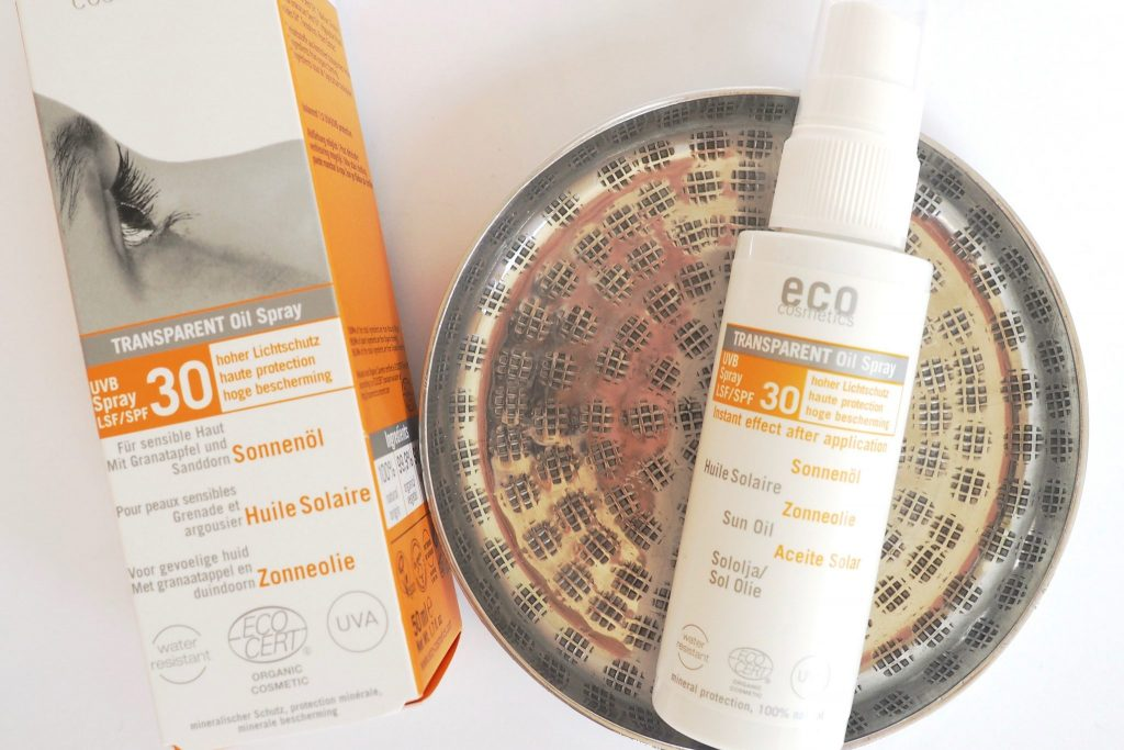 Eco Cosmetics Sonnenöl SPF 30 - Review