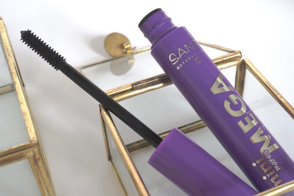 Sante Naturkosmetik Mascara Review