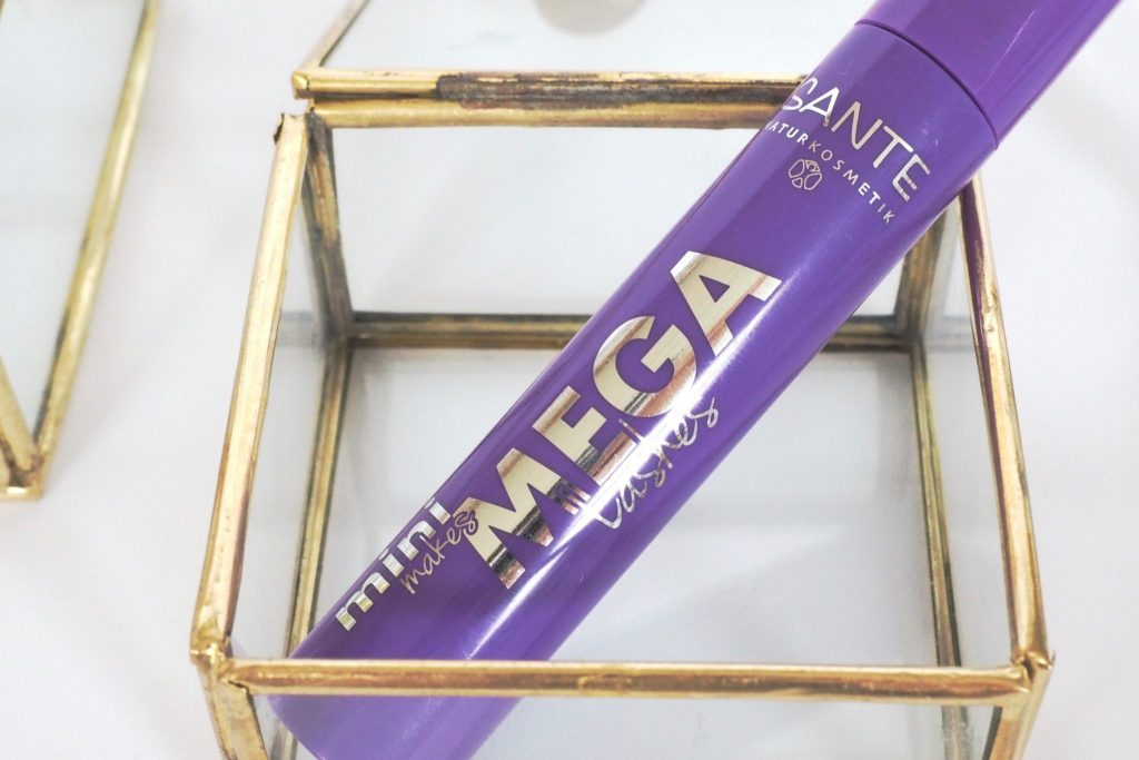 Sante Mini make mega Lashes Mascara - Review